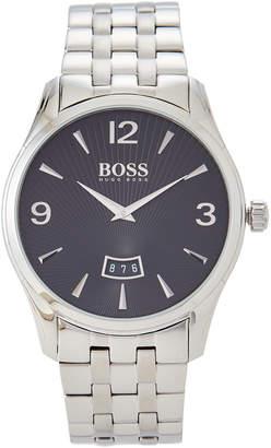 HUGO BOSS 1513429 Silver-Tone Command Watch
