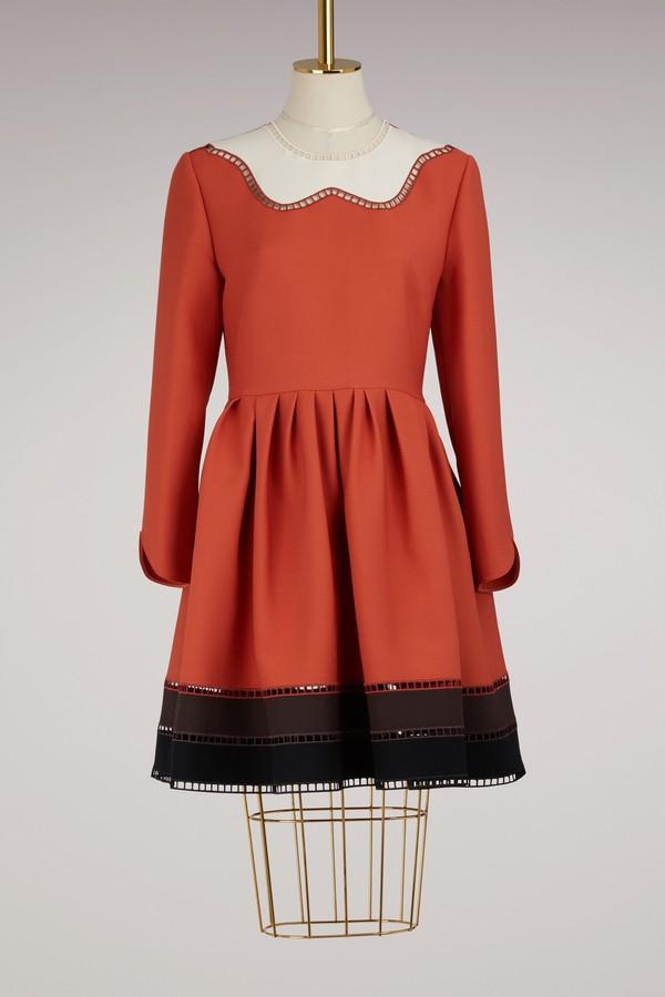 Fendi Long sleeves dress