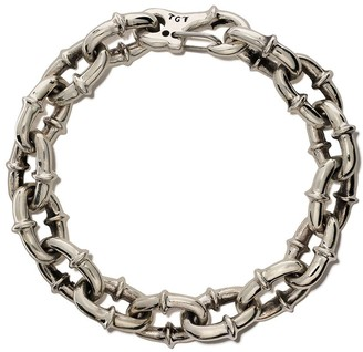 Frog Lockdown bracelet