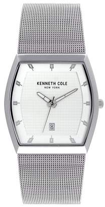 Kenneth Cole New York Men's Mesh Bracelet Watch, 38mm