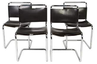Cantilevered Side Chairs