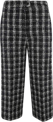 MSGM Cropped Trousers