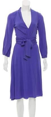 Yigal Azrouel Jersey Midi Dress