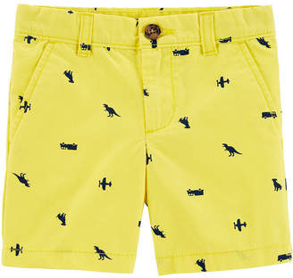 Carter's Boys Chino Short Toddler