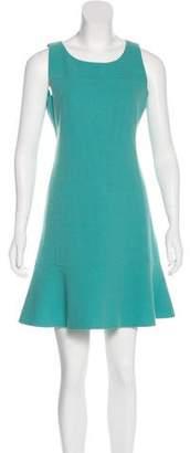 Armani Collezioni Wool Mini Dress w/ Tags