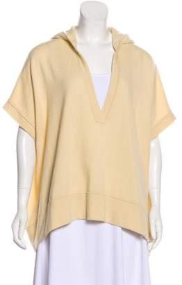 Brunello Cucinelli Hooded Cashmere Sweatshirt