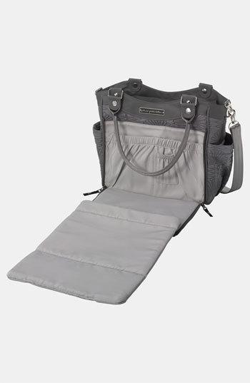 Petunia Pickle Bottom Infant 'City Carryall' Diaper Bag - Grey