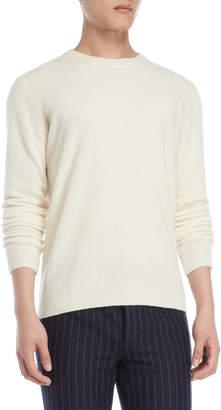 Altea Solid Wool Sweater