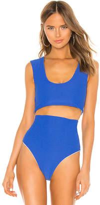 CALi DREAMiNG Reversible Double Cap Bikini Top
