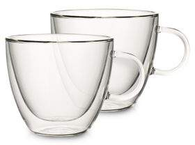 Villeroy & Boch Artesano Two-Piece 14.5 Oz. Hot Beverage Glasses