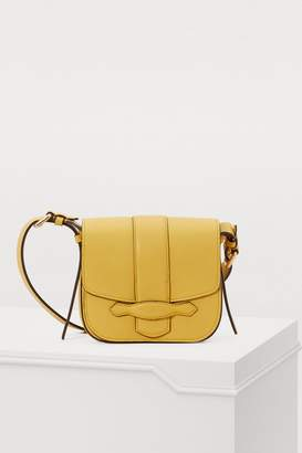 Vanessa Bruno Gemma leather mini bag