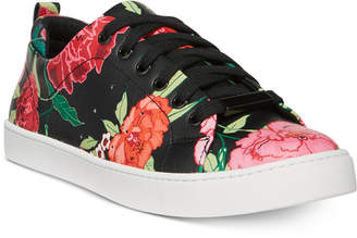 Aldo Merane Floral Sneakers Women's Shoes
