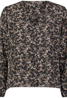 Veronica M Floral Print Blouse