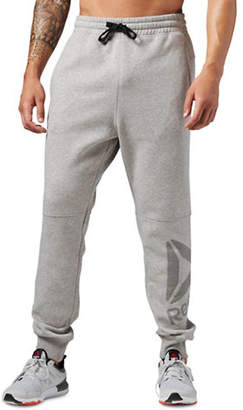 Reebok Workout Ready Big Logo Pants