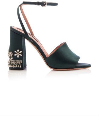 Crystal High Heel Sandal