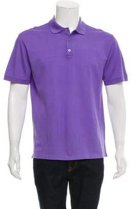 Ralph Lauren Piqué Polo Shirt