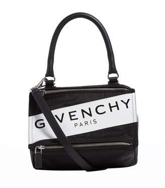 134bf2ebb9 Givenchy Small Logo Pandora Shoulder Bag