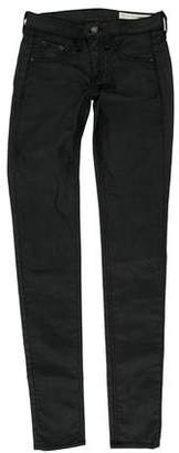 Rag & Bone Low-Rise Leggings