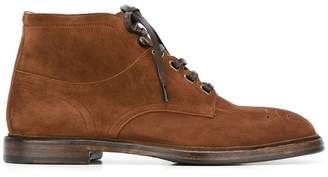 Dolce & Gabbana 'Marsala' boots