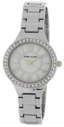 a95f37220 Anne Klein Women's Swarovski Crystal Embellished Bezel Watch, ...