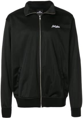 Les (Art)ists logo embroidered bomber jacket