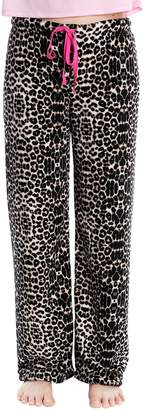 Macbeth Collection Women's Collection Fleece Pajama Pants