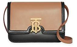Burberry Women's Small TB Leather Shoulder Bag