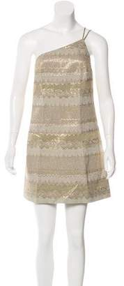 Marc Jacobs Jacquard Mini Dress