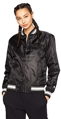 Starter Women's Insulated Bomber Jacket