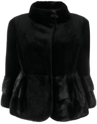 Cara Mila Bella mink jacket