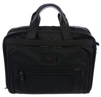 Tumi Alpha Expandable Organizer Briefcase