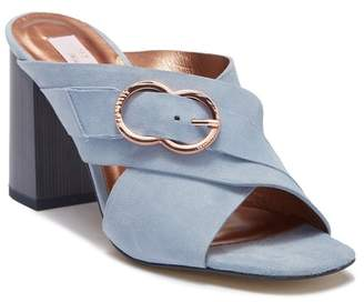 Ted Baker Maladas Mule Leather Sandal