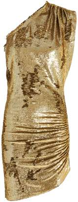 IRO Exciter Sequin Mini Dress