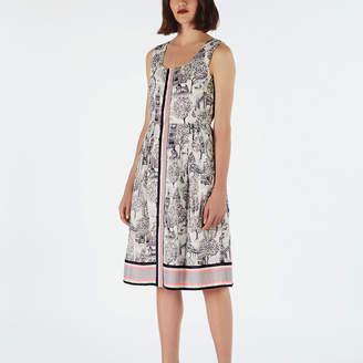 Cath Kidston London Toile Cotton Dress