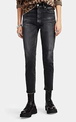 Moussy VINTAGE Women's Velma Skinny Jeans - Gray