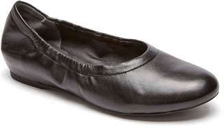 Rockport Total Motion Luxe Ruched Slip-On