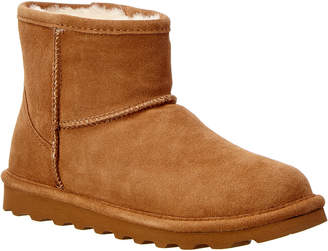 BearPaw Alyssa Never Wet Water-Resistant Suede Boot