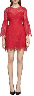 BCBGMAXAZRIA Daniella Lace A-Line Dress