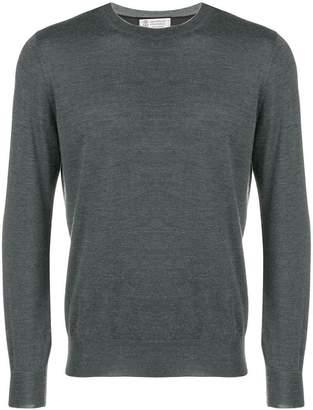 Brunello Cucinelli lightweight crew neck sweater
