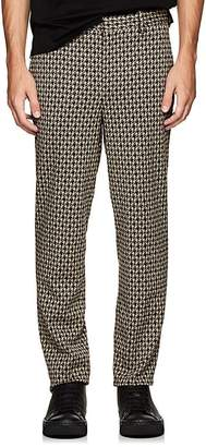 Neil Barrett Men's Houndstooth Skinny Trousers