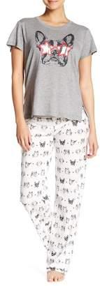 PJ Salvage Dog Pajama Pants