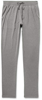 Loro Piana Slim-Fit Cotton And Cashmere-Blend Sweatpants