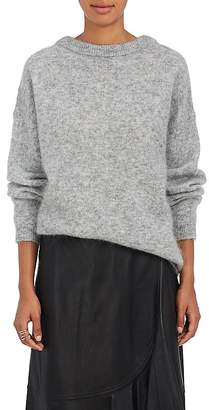Acne Studios Women's Mélange Mohair-Blend Sweater