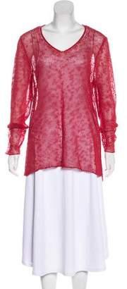 Eileen Fisher Linen-Blend Sweater