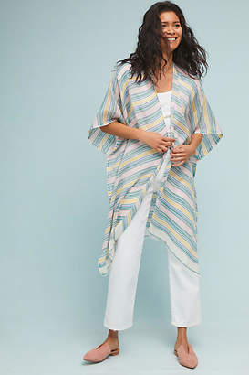 Anthropologie Arnette Kimono