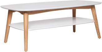 Zanui & HOME Hanna Coffee Table, White