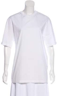 3.1 Phillip Lim Short Sleeve Oversize Top
