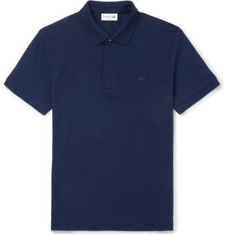 Lacoste Paris Stretch-Cotton Piqué Polo Shirt