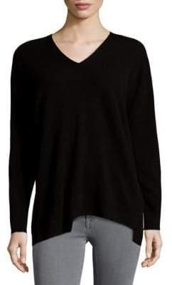 Lafayette 148 New York V-Neck Sweater