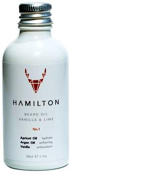 Hamilton Vanilla & Lime Beard Oil